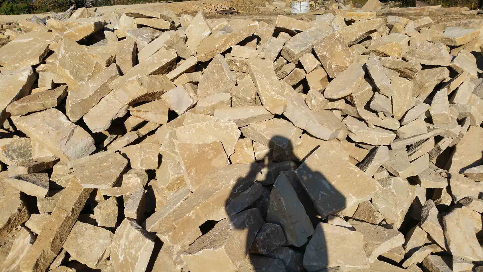 Sandstone Rubble