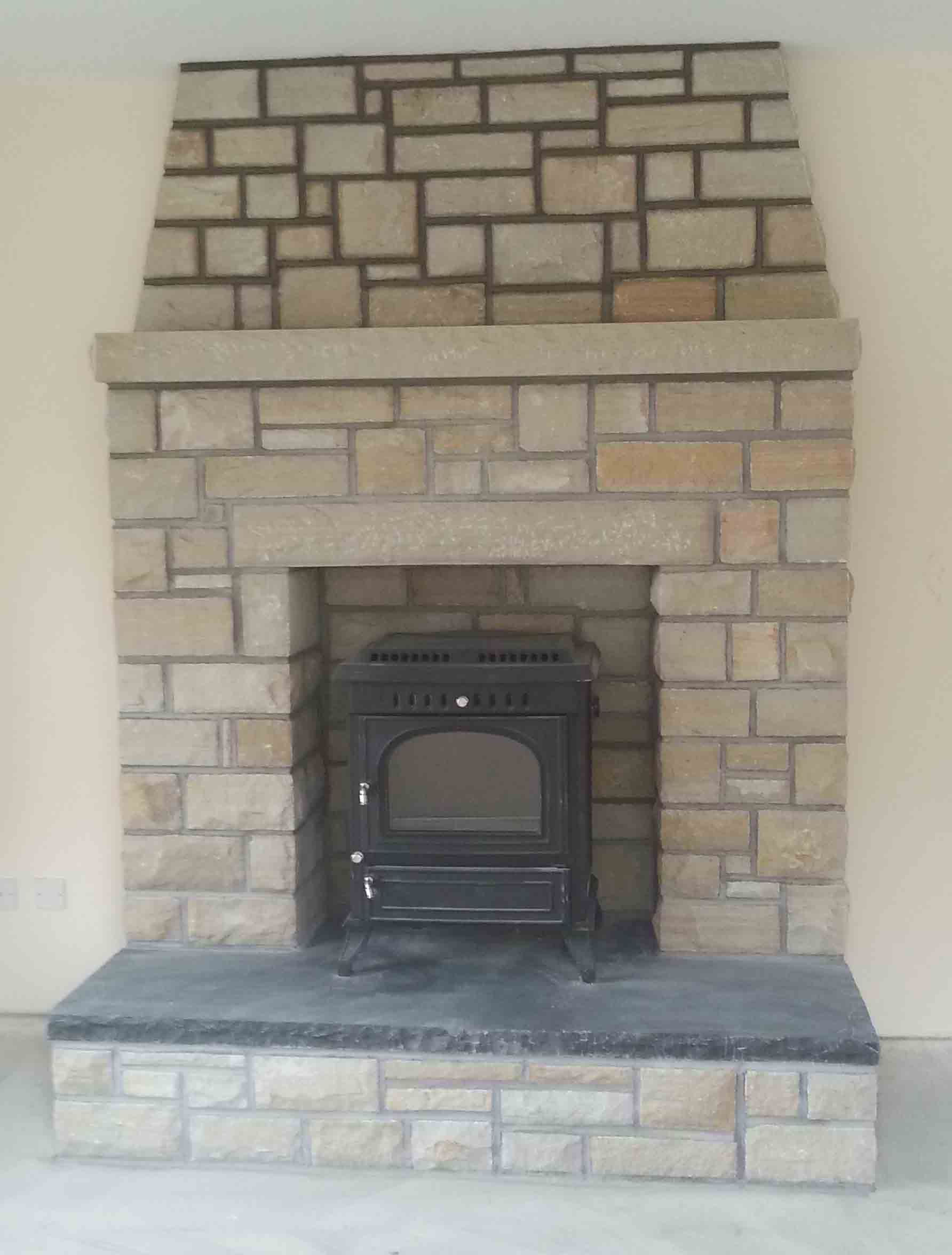 sandstone fireplace ltd fires and pennant fireplaces blue design artisan